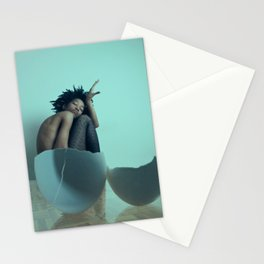 Break Out My Shell Stationery Cards