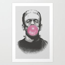 FRANKIE GOES TO HOLLYWOOD Art Print