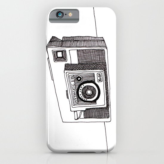 Instamatic X35 iPhone & iPod Case