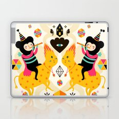 Music is happiness Laptop & iPad Skin