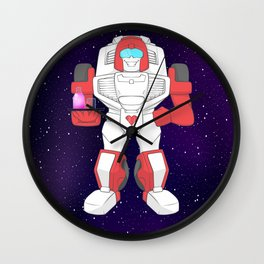Swerve S1 Wall Clock