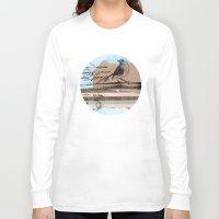 birdy Long Sleeve T-shirts featuring Birdy by zAcheR-fineT
