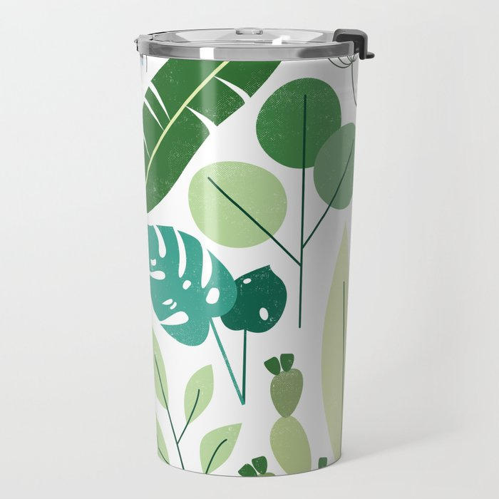 Botanical Chart Travel Mug