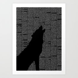 The Call of the Wild Art Print
