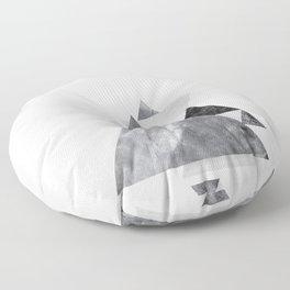 GEOMETRIC SERIES II Floor Pillow