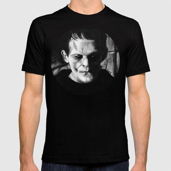 THE MONSTER of FRANKENSTEIN - Boris Karloff T-shirt