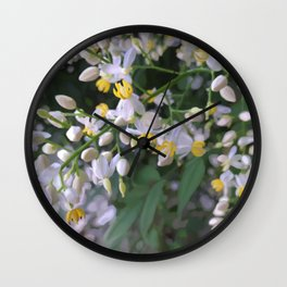 Around Our Dreams Wall Clock