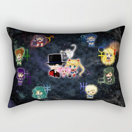 Sailor Moonies Rectangular Pillow