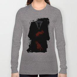 Murder Suit Long Sleeve T-shirt