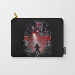 Attack On The Future Carry-All Pouch