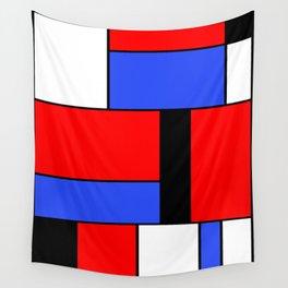 Mondrian #51 Wall Tapestry