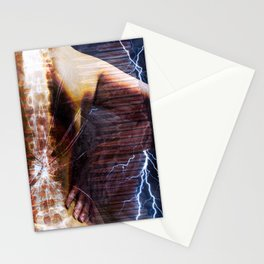 Backache Stationery Cards