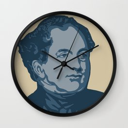 Thomas Moore Wall Clock