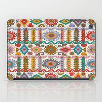 southwest iPad Cases featuring Southwest by Helene Michau