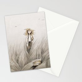 Lost Bearings Stationery Cards