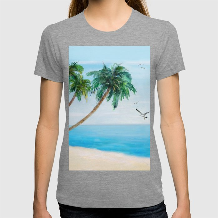 Palm Trees 2 T-shirt