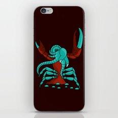 Crabonster iPhone & iPod Skin