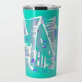 Penguins (flat, palette swap) Travel Mug