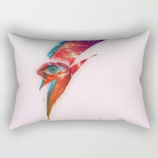 Glam Tear Rectangular Pillow