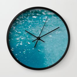 Come to Surface Wall Clock