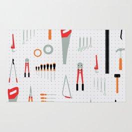 Tool Wall Rug