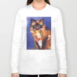 Beautiful Birman Long Sleeve T-shirt