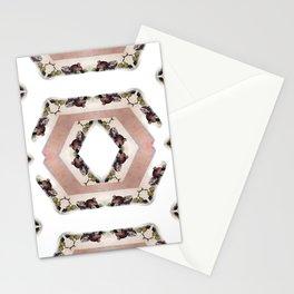 Fruit Diamonds Photographic Pattern #1 Stationery Cards