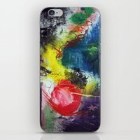 neverland iPhone & iPod Skins featuring Neverland by Dana Pruner