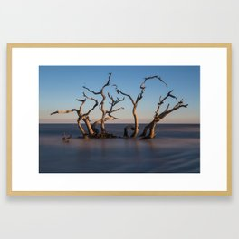 Jekyll Island, Georgia Framed Art Print