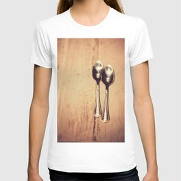 Two spoons T-shirt