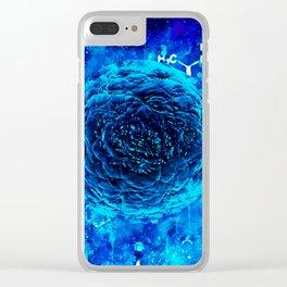 bacteria wsstd Clear iPhone Case
