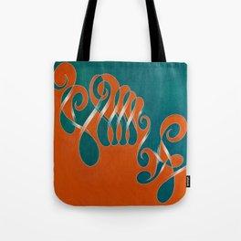 Yin & Yang, No. 3 Tote Bag