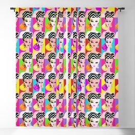 Pop Art Barbie Blackout Curtain