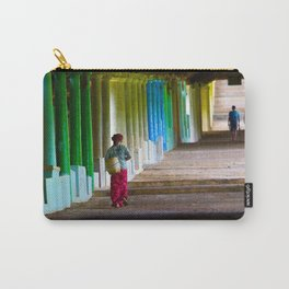 Myanmar Carry-All Pouch