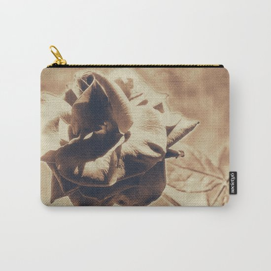 Vintage dreams, rose Carry-All Pouch