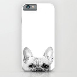 Bruno The French Bulldog iPhone Case