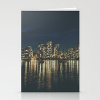 vancouver Stationery Cards featuring Vancouver II by Luke Gram