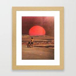 Peyote Framed Art Print
