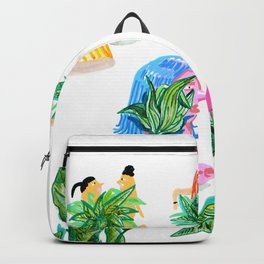 Hiding  in plain sight Backpack