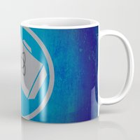 thor Mugs featuring Thor by Some_Designs