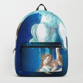 Botticelli Pop Remix 2 Backpack