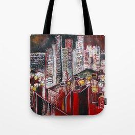 Dreaming of Los Angeles Tote Bag