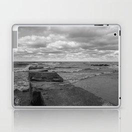 Lake Erie in October Laptop & iPad Skin