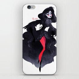 Villainess iPhone Skin