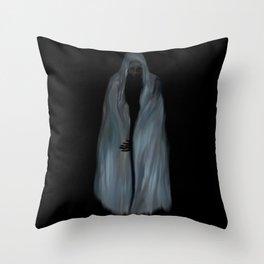 The Reaper - Halloween Throw Pillow