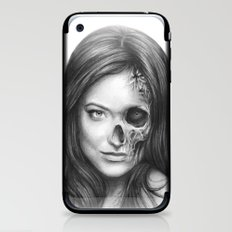 Thirteen from House MD iPhone & iPod Skin