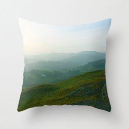 Land of Legends Throw Pillow