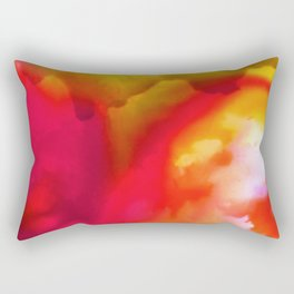 Abstract Bliss 1F by kathy Morton Stanion Rectangular Pillow