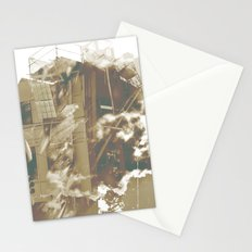 dreams often end Stationery Cards