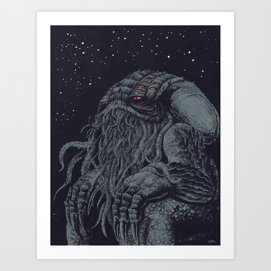 In His House Art Print